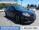 Used 2012 Volkswagen Golf R Base GOLF R, SUNROOF, NAVIGATION & LEATHER BUCKET SEATS for sale in Surrey, BC