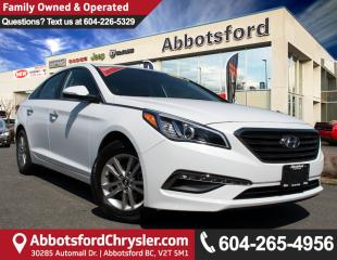 Used 2017 Hyundai Sonata GLS Accident Free! for sale in Abbotsford, BC