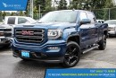 New 2017 GMC Sierra 1500 SLE Navigation and Satellite Radio for sale in Port Coquitlam, BC