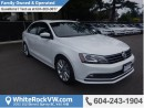 Used 2015 Volkswagen Jetta 2.0 TDI Comfortline POWER MOONROOF, A/C, CRUISE CONTROL & MP3 DECODER for sale in Surrey, BC