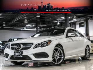 Used 2016 Mercedes-Benz E-Class E400 AMG|2DR|NAVI|360|BLINDSPOT|4MATIC|LOADED for sale in North York, ON