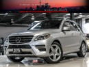 Used 2015 Mercedes-Benz ML 350 AMG|NAVI|BLINDSPOT|360CAM|BLUETEC|LOADED for sale in North York, ON