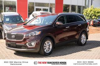 Used 2016 Kia Sorento 2WD LX for sale in Vancouver, BC