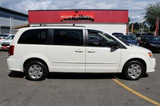 Used 2012 Dodge Grand Caravan 4dr Wgn SE for sale in Surrey, BC