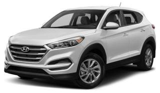 New 2017 Hyundai Tucson Base for sale in Abbotsford, BC