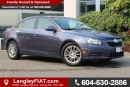 Used 2013 Chevrolet Cruze ECO B.C OWNED for sale in Surrey, BC