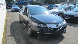 Used 2015 Acura TLX Tech for sale in Richmond, ON