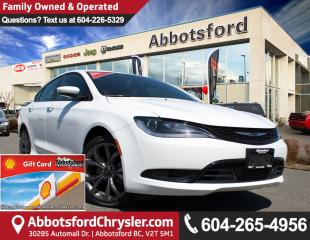 Used 2016 Chrysler 200 S Ex Demo, w/ 8.4