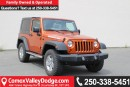 Used 2010 Jeep Wrangler Sport ONE OWNER, LOW KM, MANUAL, CRUISE CONTROL, A/C, HARD TOP, TOW PKG for sale in Courtenay, BC