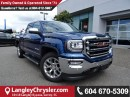 Used 2016 GMC Sierra 1500 SLT for sale in Surrey, BC