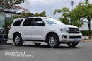 Used 2012 Toyota Sequoia Platinum for sale in Richmond, BC