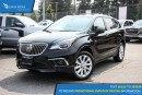 New 2017 Buick Envision Premium II Navigation, Heated Seats, and Backup Camera for sale in Port Coquitlam, BC