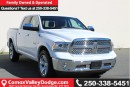 Used 2014 Dodge Ram 1500 Laramie LOW KM, BLUETOOTH, NAV, BACK IP CAMERA, HEATED/VENTILATED SEATS, PARK ASSIST, TOW PKG for sale in Courtenay, BC