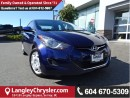 Used 2013 Hyundai Elantra GLS W/ HEATED SEATS & AIR CONDITIONING for sale in Surrey, BC