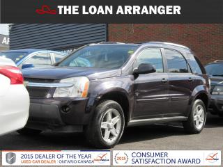 Used 2006 Chevrolet Equinox LT for sale in Barrie, ON