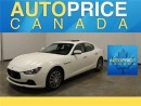 Used 2014 Maserati Ghibli Q4 MOONROOF NAVI REAR CAM for sale in Mississauga, ON