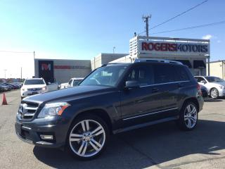 Used 2012 Mercedes-Benz GLK350 4MATIC - NAVI - PANORAMIC ROOF for sale in Oakville, ON