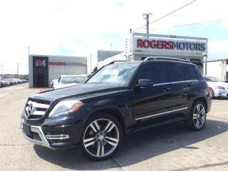 Used 2014 Mercedes-Benz GLK 250 BLUETEC - NAVI - PANORAMIC ROOF for sale in Oakville, ON