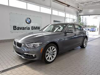 New 2017 BMW 330i xDrive Sedan (8D97) for sale in Edmonton, AB