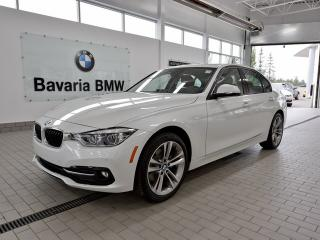 New 2017 BMW 320i xDrive Sedan for sale in Edmonton, AB