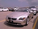 Used 2005 BMW 6 Series 645CI Convertible, NAV for sale in Oakville, ON