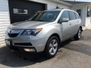 Used 2013 Acura MDX for sale in Kingston, ON
