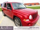 Used 2009 Jeep Patriot SPORT - 4WD - 5 SPEED MANUAL for sale in Woodbridge, ON
