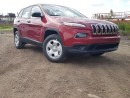 New 2017 Jeep Cherokee Sport for sale in Edmonton, AB