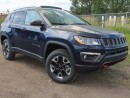 New 2017 Jeep New Compass Trailhawk for sale in Edmonton, AB