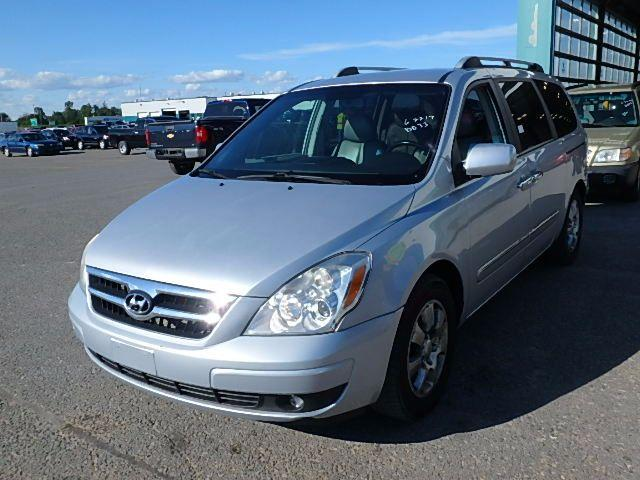 Used 2007 Hyundai Entourage Gl Comfort W Dvd For Sale In