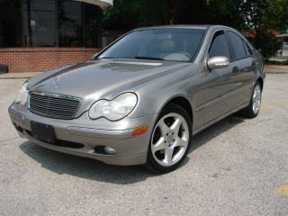 Used 2004 Mercedes-Benz C230 Kompressor Sport 1.8L for sale in Mississauga, ON