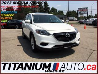 Used 2013 Mazda CX-9 AWD+Camera+GPS+Leather Heated Seats+Sunroof+BlueTo for sale in London, ON
