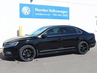 Used 2016 Volkswagen Passat 3.6 Execline for sale in Edmonton, AB