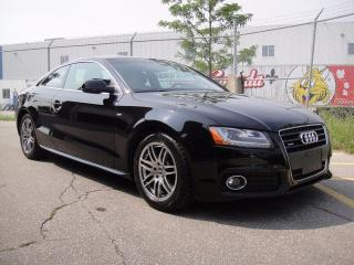 Used 2010 Audi A5 2.0T AWD 6 SPEED COUPE,S-LINE !! for sale in North York, ON
