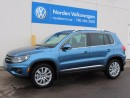 New 2017 Volkswagen Tiguan COMFORTLINE for sale in Edmonton, AB