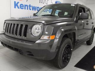 Used 2016 Jeep Patriot Sport- IT IS BASICALLY BRAND NEW!!! for sale in Edmonton, AB