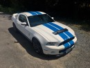 Used 2010 Ford Mustang Shelby GT500 only 27000 km for sale in Perth, ON