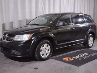 Used 2012 Dodge Journey CVP/SE Plus for sale in Red Deer, AB