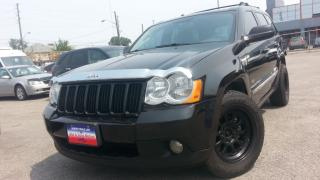 Used 2008 Jeep Grand Cherokee Laredo, DIESEL, LEATHER, S-ROOF for sale in North York, ON
