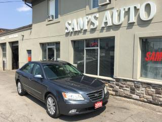 Used 2009 Hyundai Sonata GL Limited for sale in Hamilton, ON
