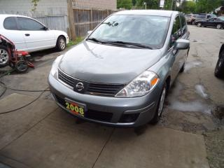 Used 2008 Nissan Versa 1.8 SL for sale in Sarnia, ON