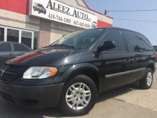 Used 2007 Dodge Caravan SE for sale in North York, ON