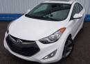 Used 2013 Hyundai Elantra Coupe *LEATHER-SUNROOF* for sale in Kitchener, ON