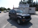 Used 2003 Jeep Liberty 4x4 Sport for sale in Elmvale, ON