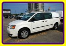 Used 2010 Dodge Grand Caravan CARGO VAN, LOADED SAFETY WINDOWS, ACCESORIES for sale in Woodbridge, ON