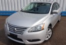 Used 2013 Nissan Sentra 1.8 SL *LEATHER-SUNROOF* for sale in Kitchener, ON