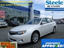Used 2011 Subaru Impreza 2.5i for sale in Halifax, NS