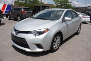Used 2016 Toyota Corolla LE for sale in North York, ON