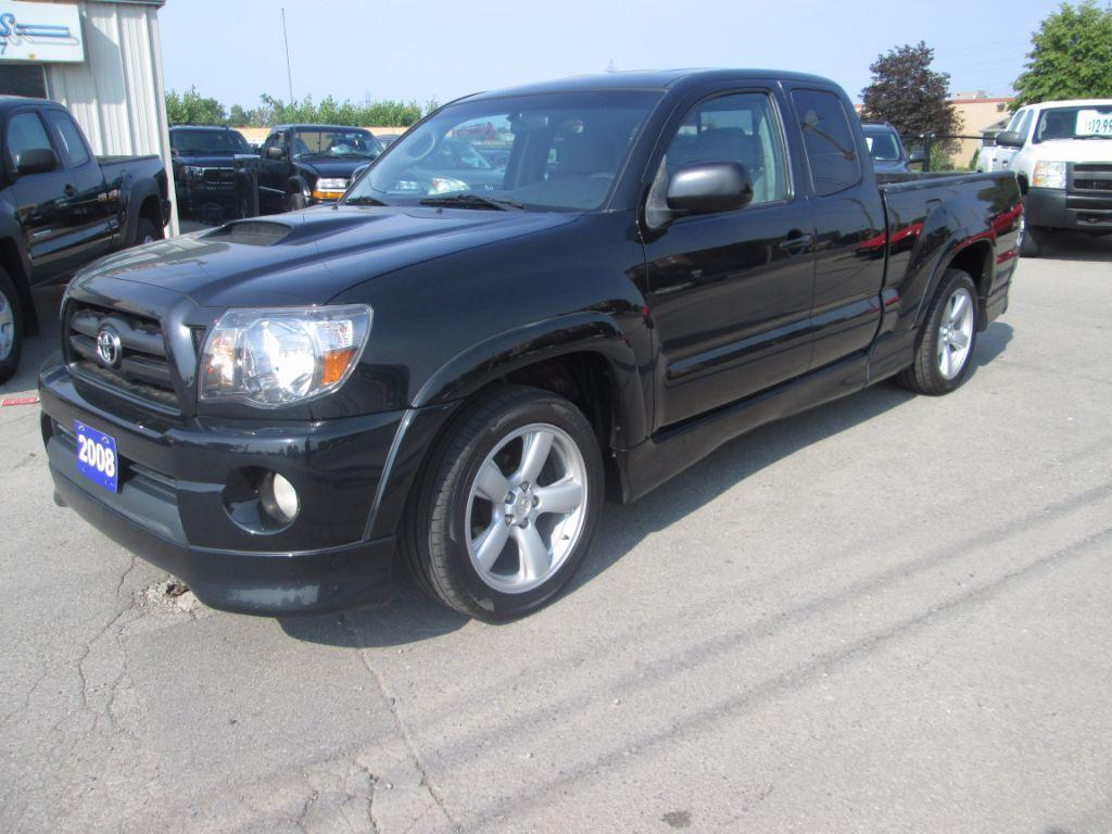 used 2008 toyota tacoma x runner for sale in hamilton ontario. Black Bedroom Furniture Sets. Home Design Ideas