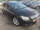 Used 2009 Chevrolet Malibu LTZ/LEATHER/ROOF/LOADED/ALLOYS for sale in Scarborough, ON